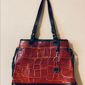 Dooney and Bourke NWOT comes duster bag